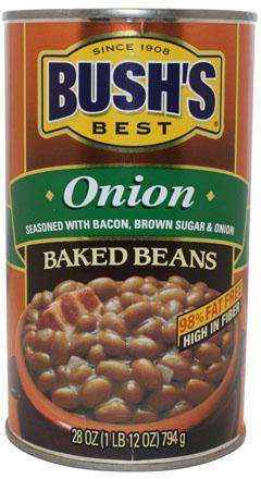 Bush's Best Baked Beans Onion