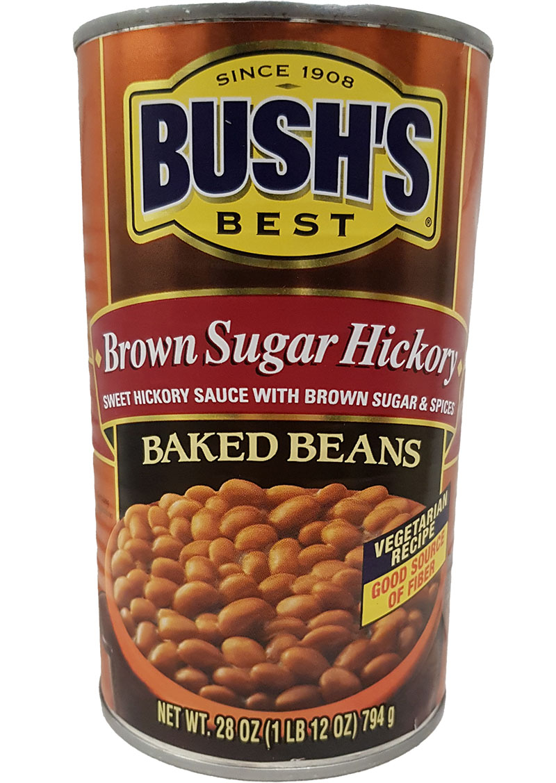 Bush's Best Brown Sugar Hickory Baked Beans