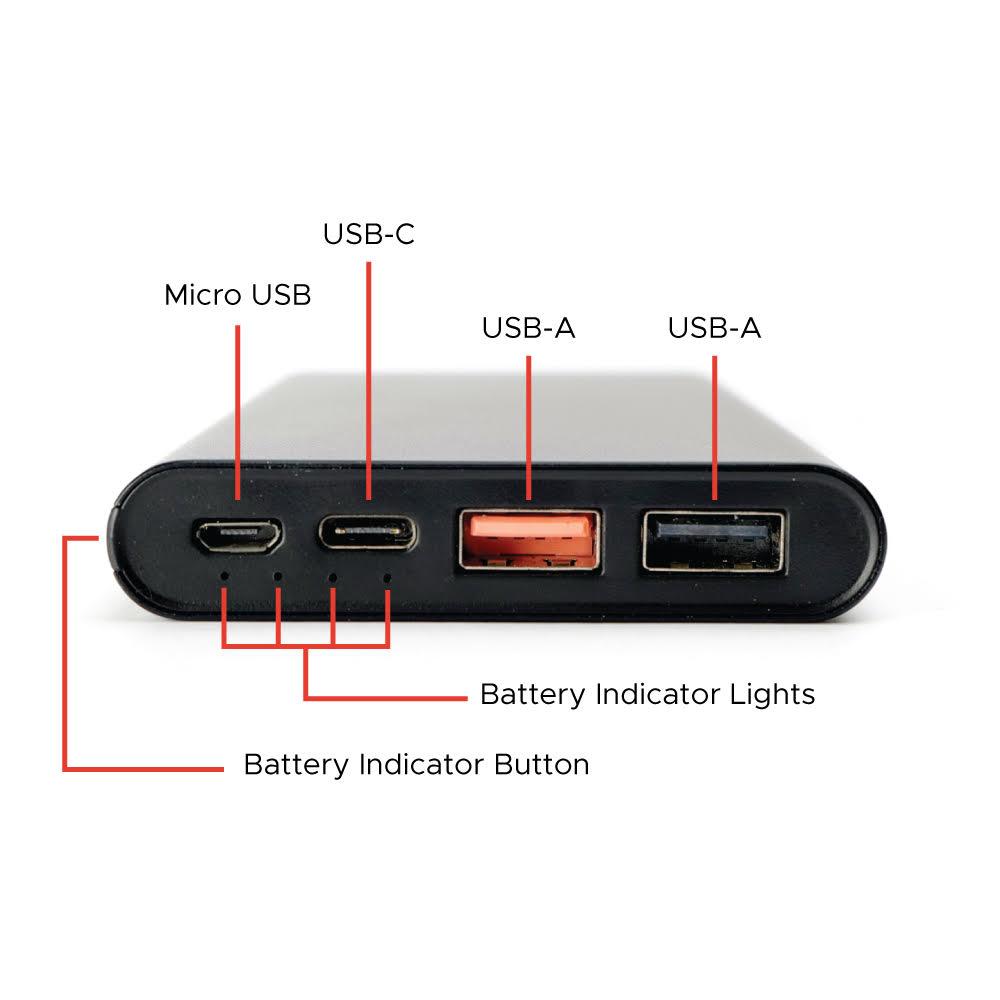 FireBoard Battery Pack 10.000 mAh