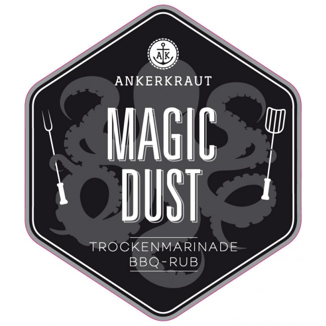 Ankerkraut Magic Dust XXL-Bag (Tüte) 750g