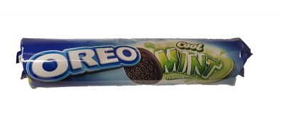 OREO Cool Mint (154g) ( MHD 31.10.2021)
