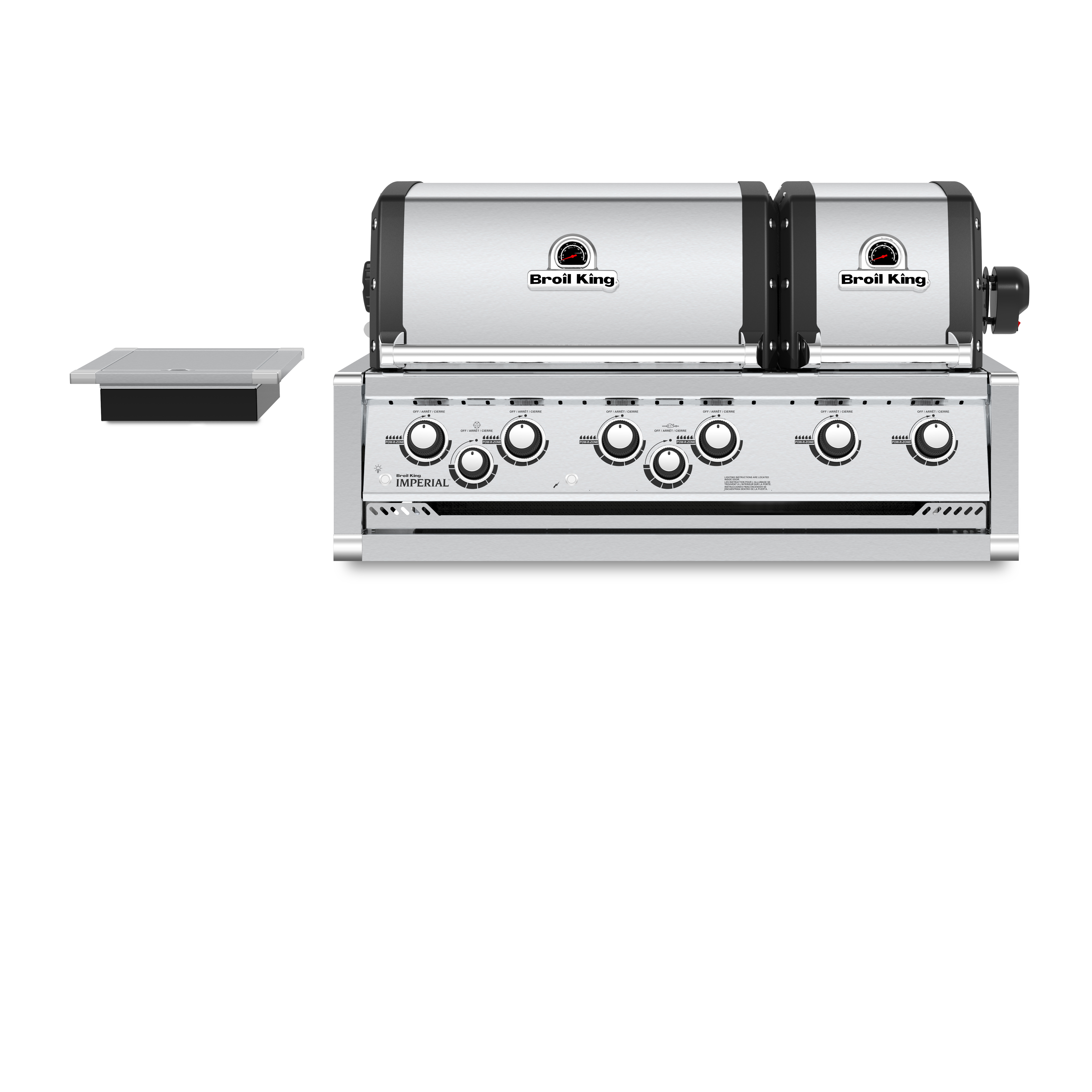 Broil King Imperial 690 XL Pro - Built-In Head