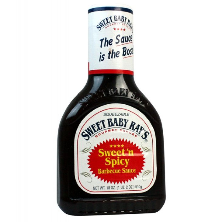 Sweet Baby Rays BBQ Sauce Sweet & Spicy