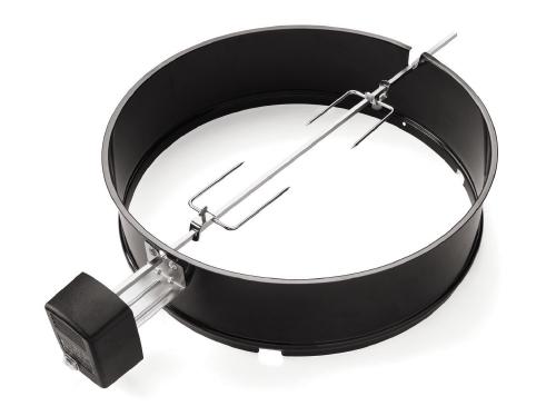 Weber Drehspieß BBQ 57 cm Holzkohlegrill