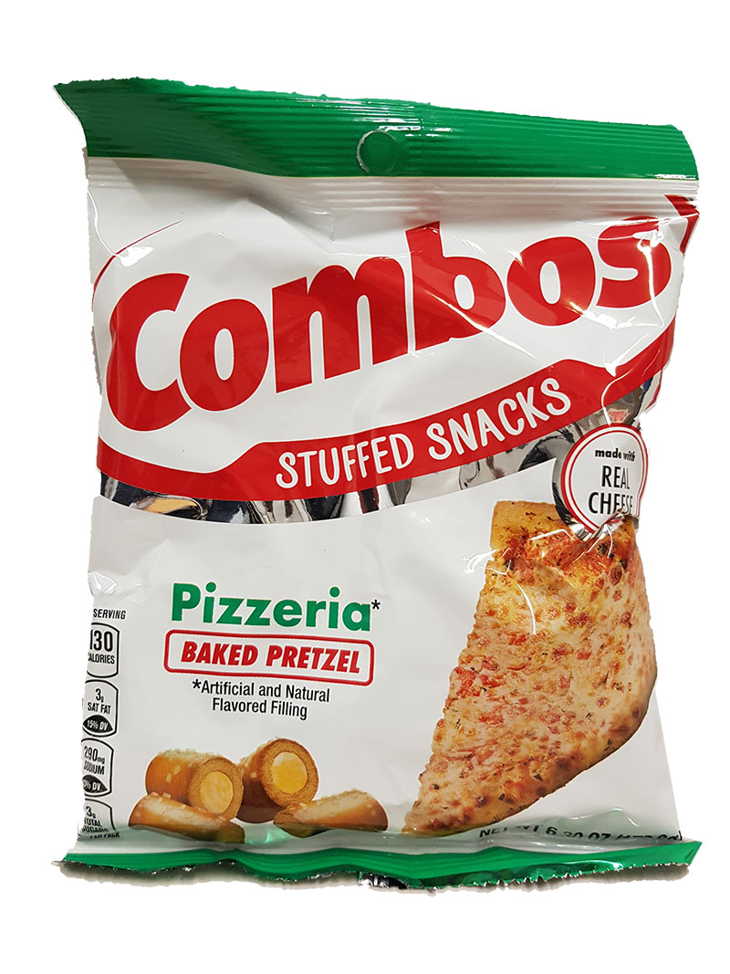Pizzeria Pretzel Combos