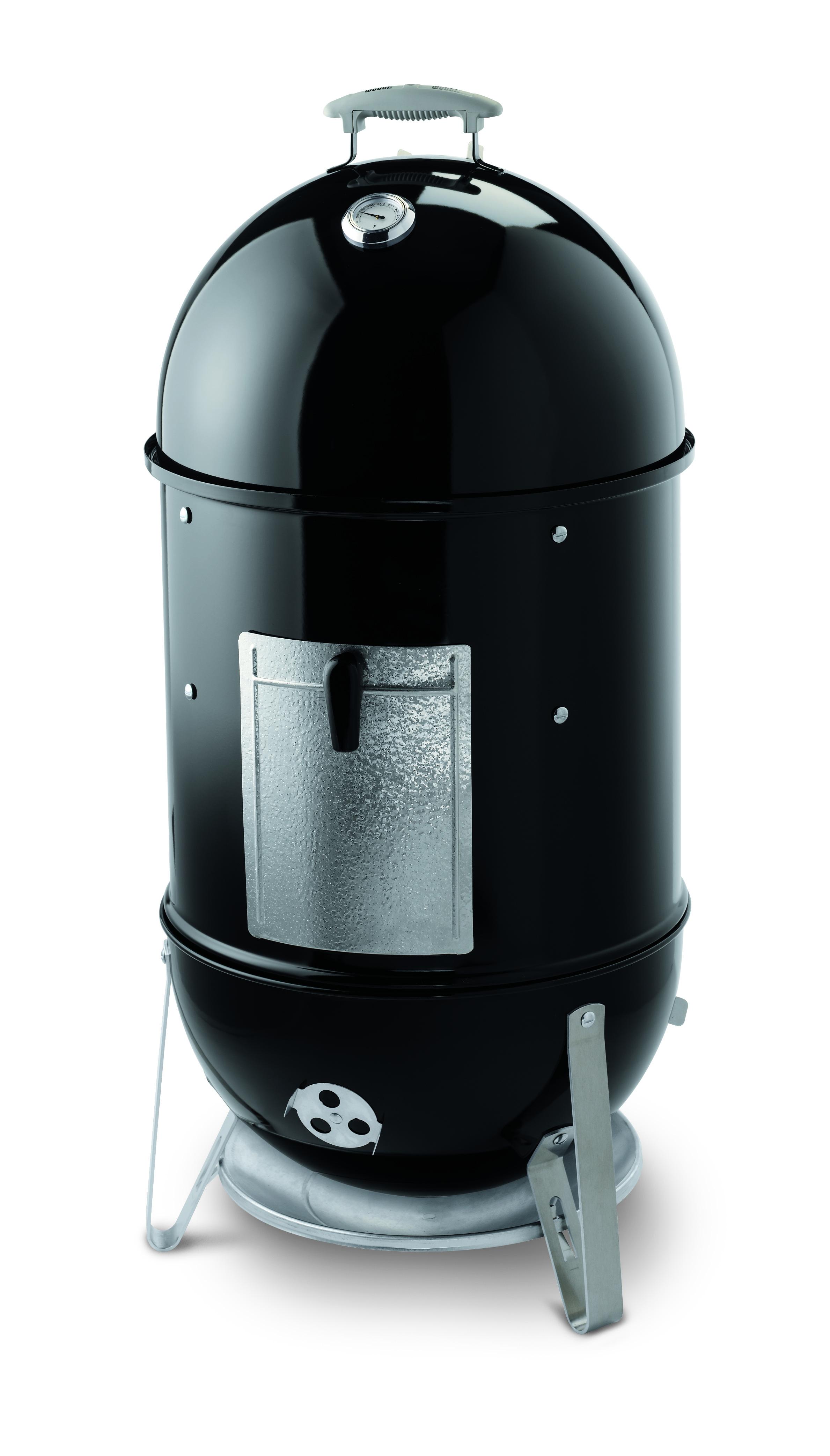 Weber Smokey Mountain Cooker black, 47 cm