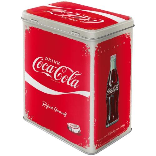"""Vorratsdose """"Coca Cola Logo"""""""