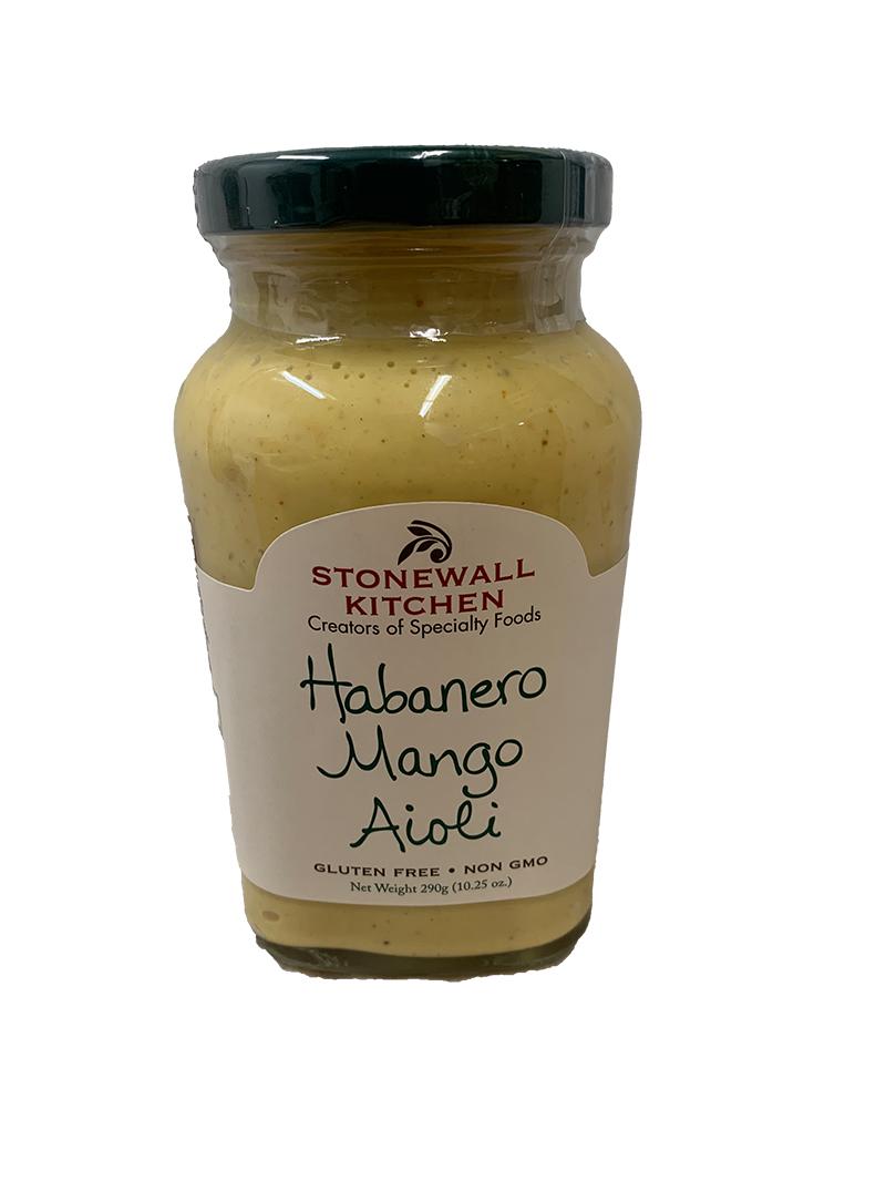 Stonewall Kitchen Habanero Mango Aioli 290g