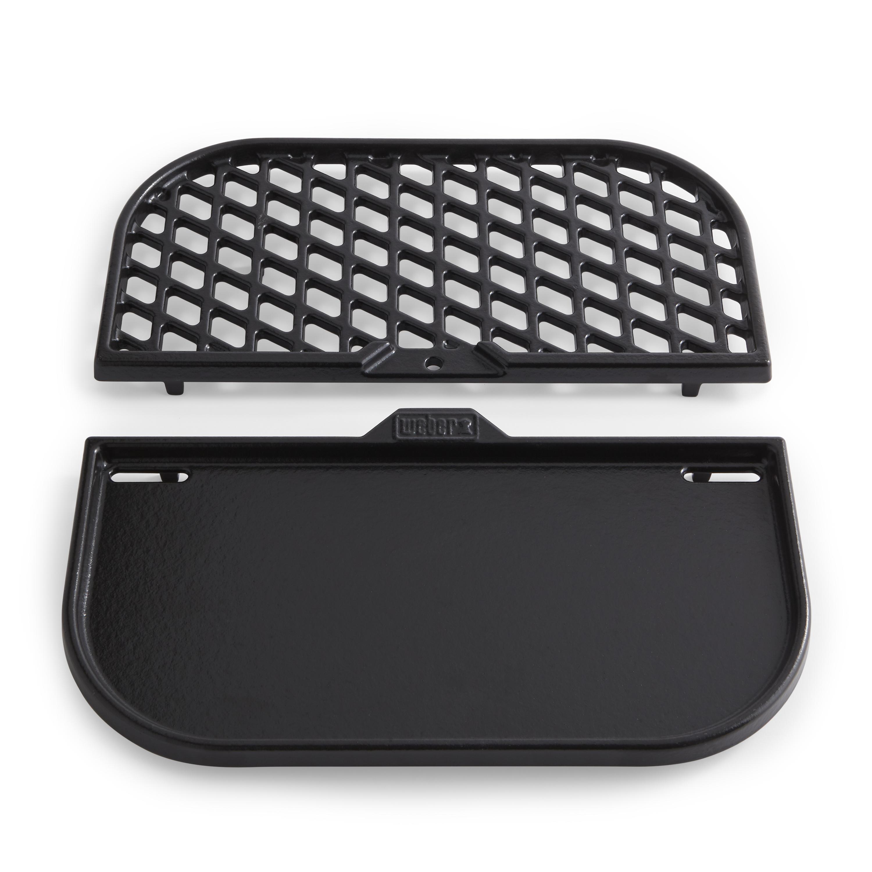 Weber Gourmet BBQ System - Sear Grate & Grillplatte