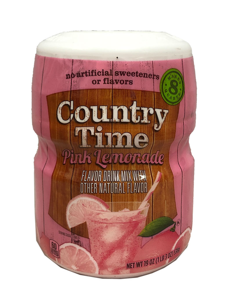 Country Time Pink Lemonade (538g)