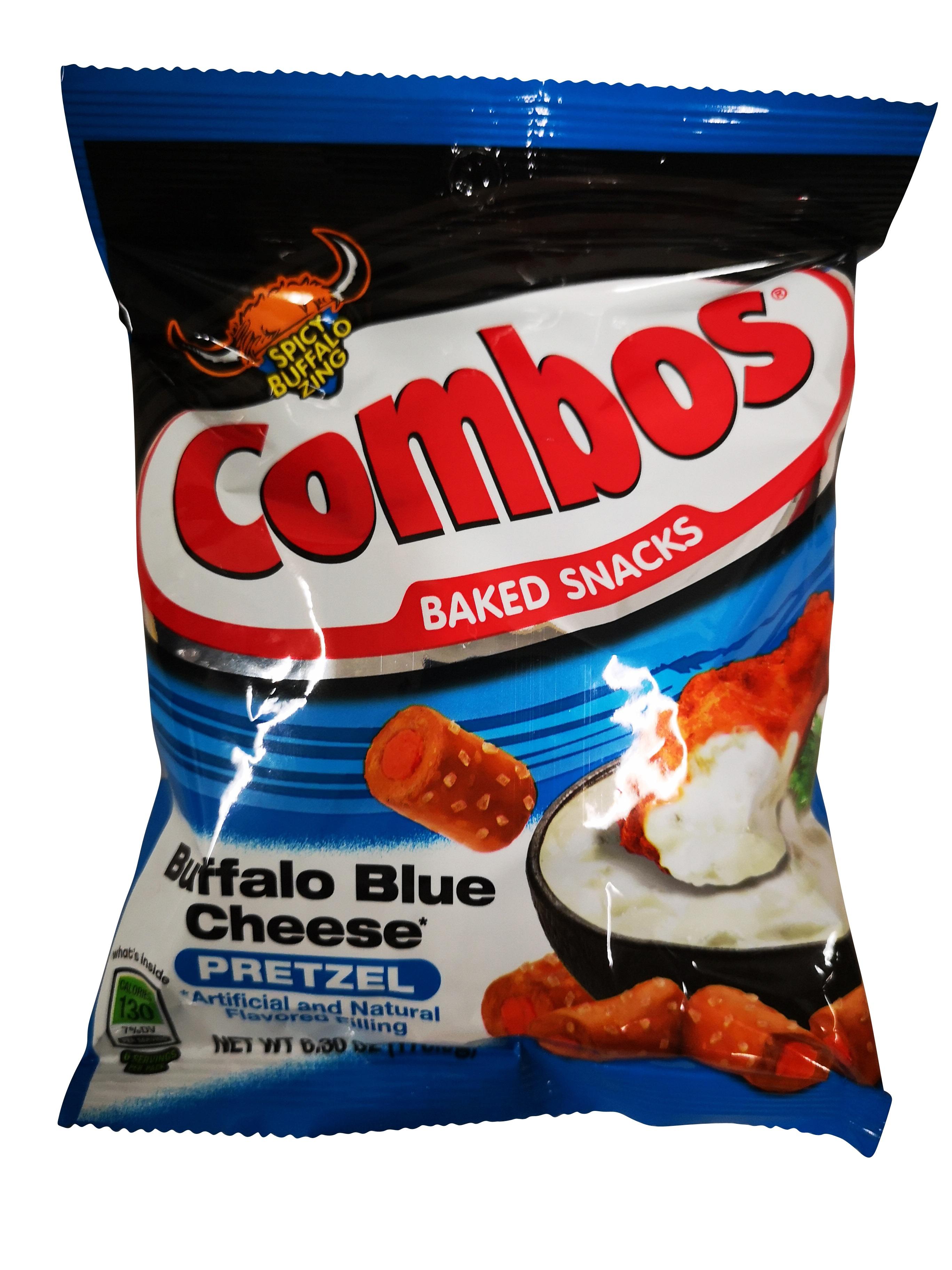 Buffalo Blue Cheese Pretzel Combos