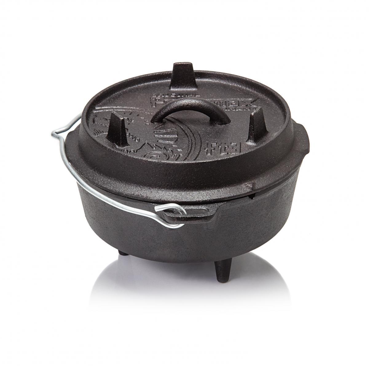 Petromax Dutch Oven ft3 ohne Füße