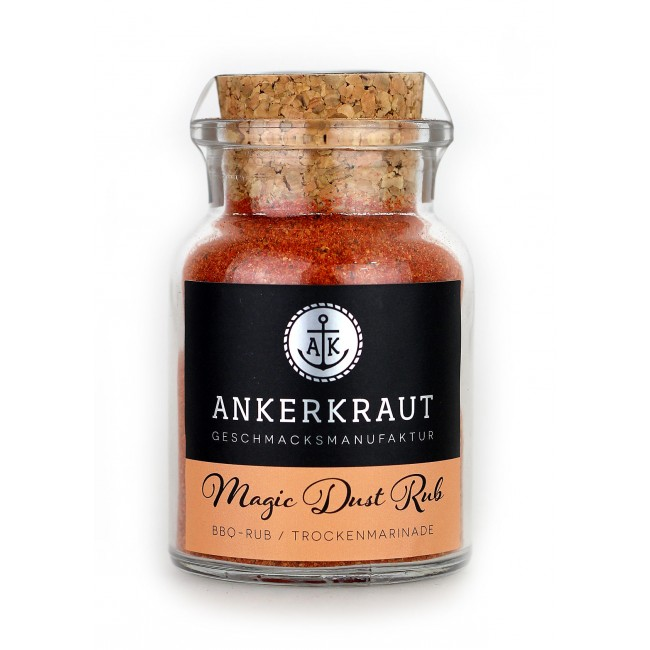 Ankerkraut Magic Dust BBQ-Rub (Korkenglas) 100g