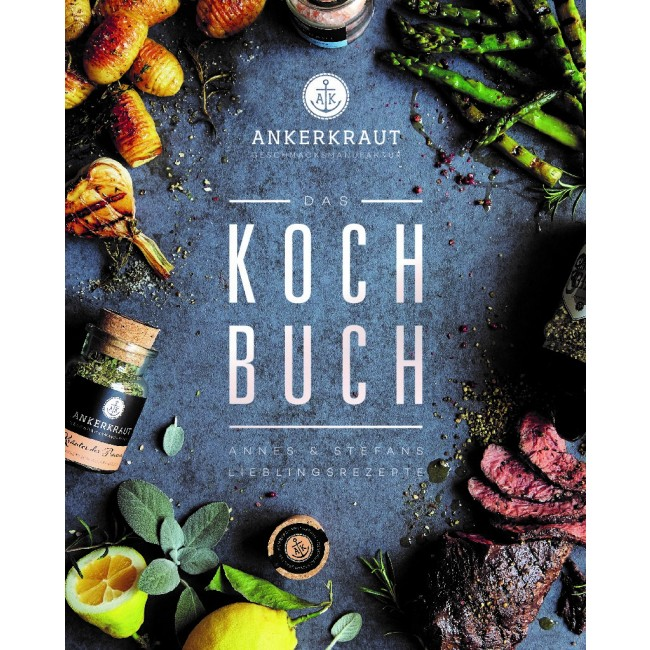 """Ankerkraut """"Das Kochbuch"""""""