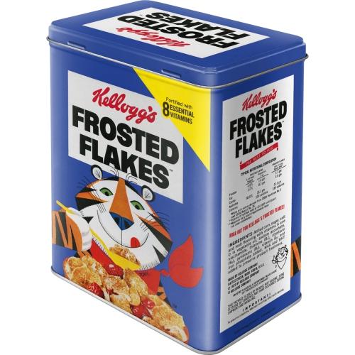 "Vorratsdose ""Kellog´s Frosted Flakes Tony Tiger"""