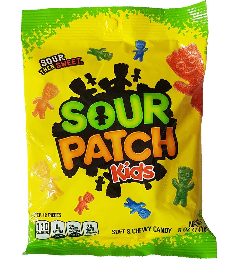 Sour Patch Kids Bag 141g