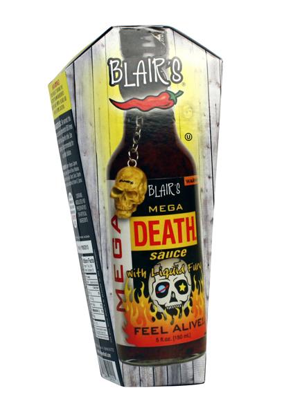 Blair´s Death Rain Mega Death Sauce
