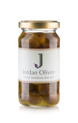 Jordan Oliven (ohne Stein)