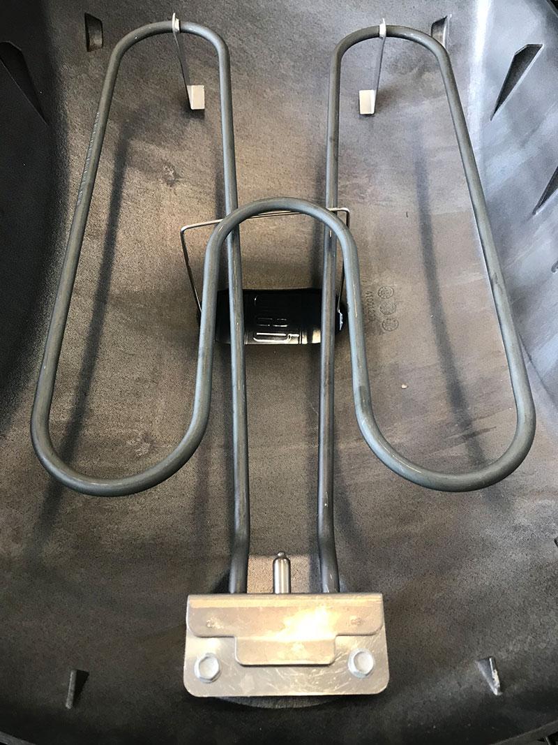 Weber Elektrogrill Heizelement Weber Q 240/2400