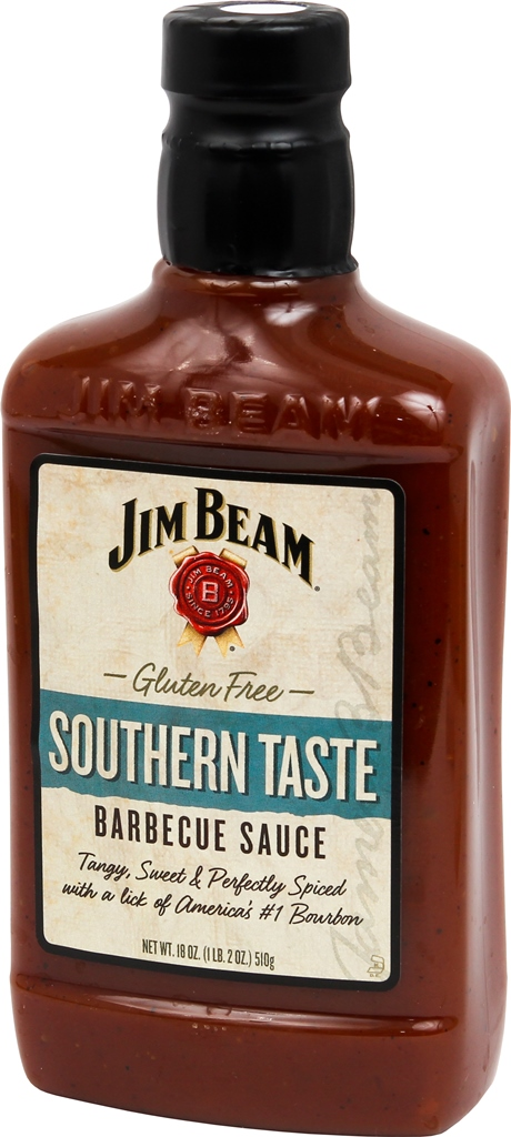 Jim Beam BBQ Sauce Southern Taste