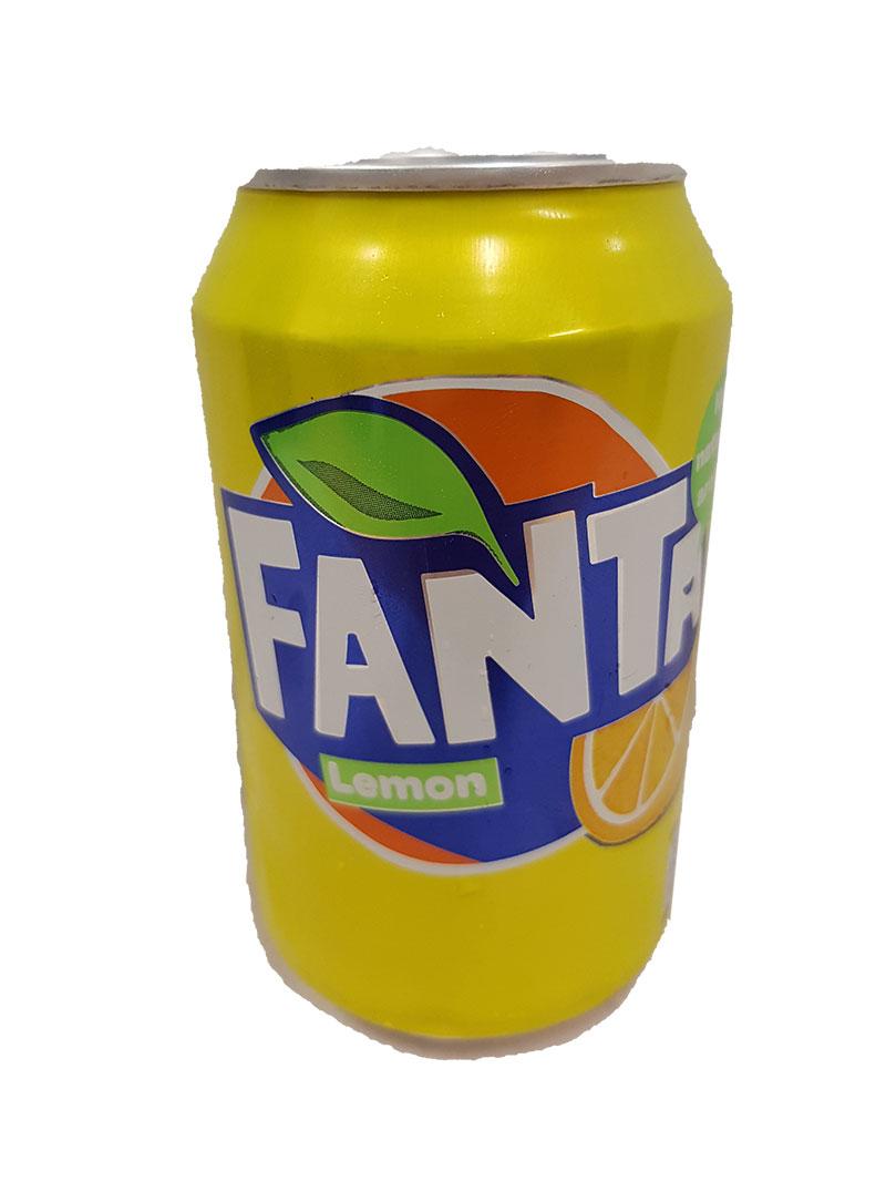 Fanta Lemon (zzgl. 0,25 EUR Pfand)