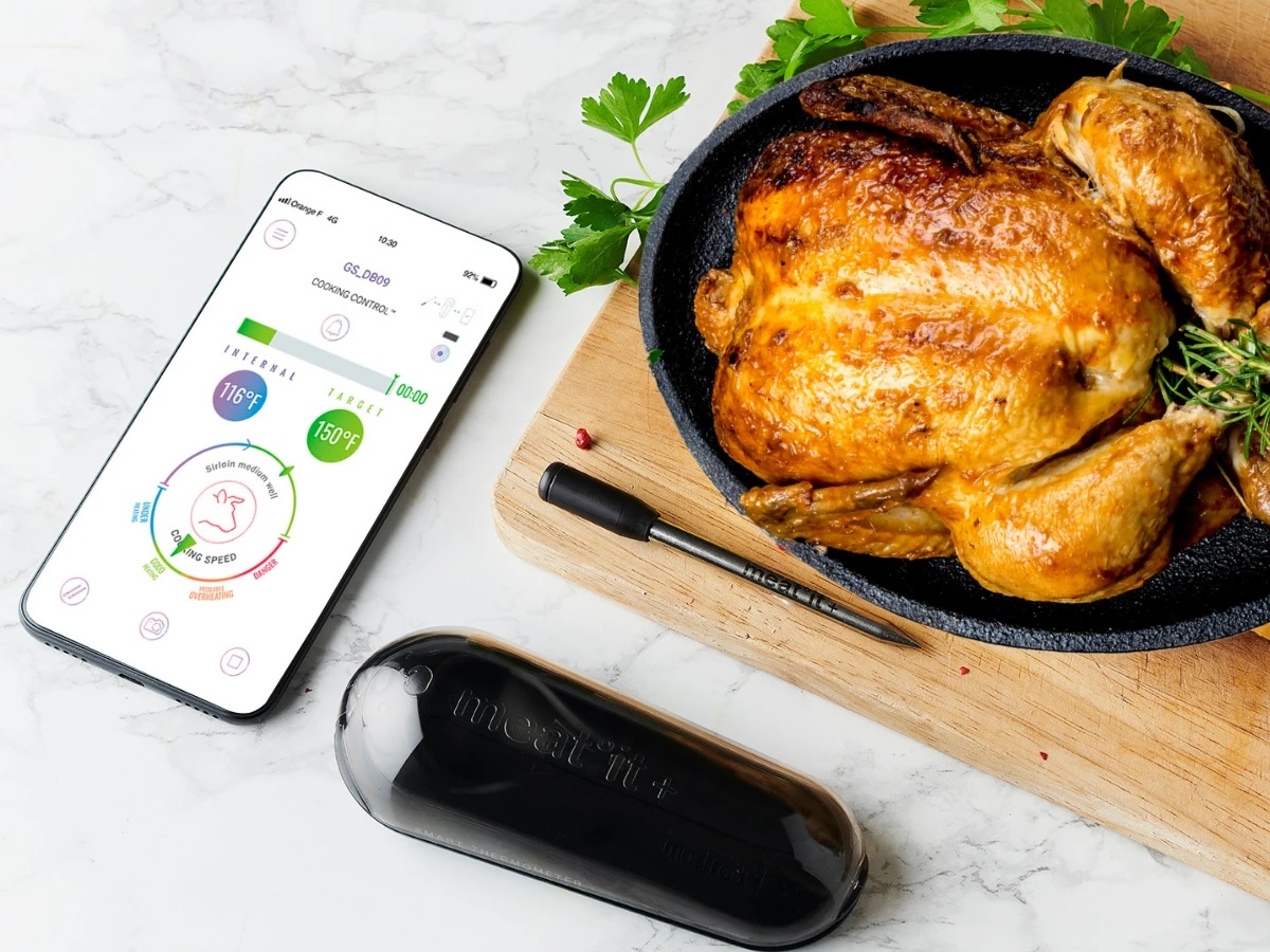 Meat it + Smart Thermometer