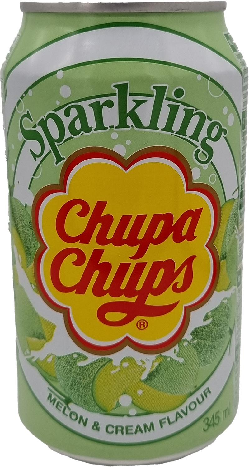 Chupa Chups Melon&Cream 345ml (zzgl. 0,25 EUR Pfand)