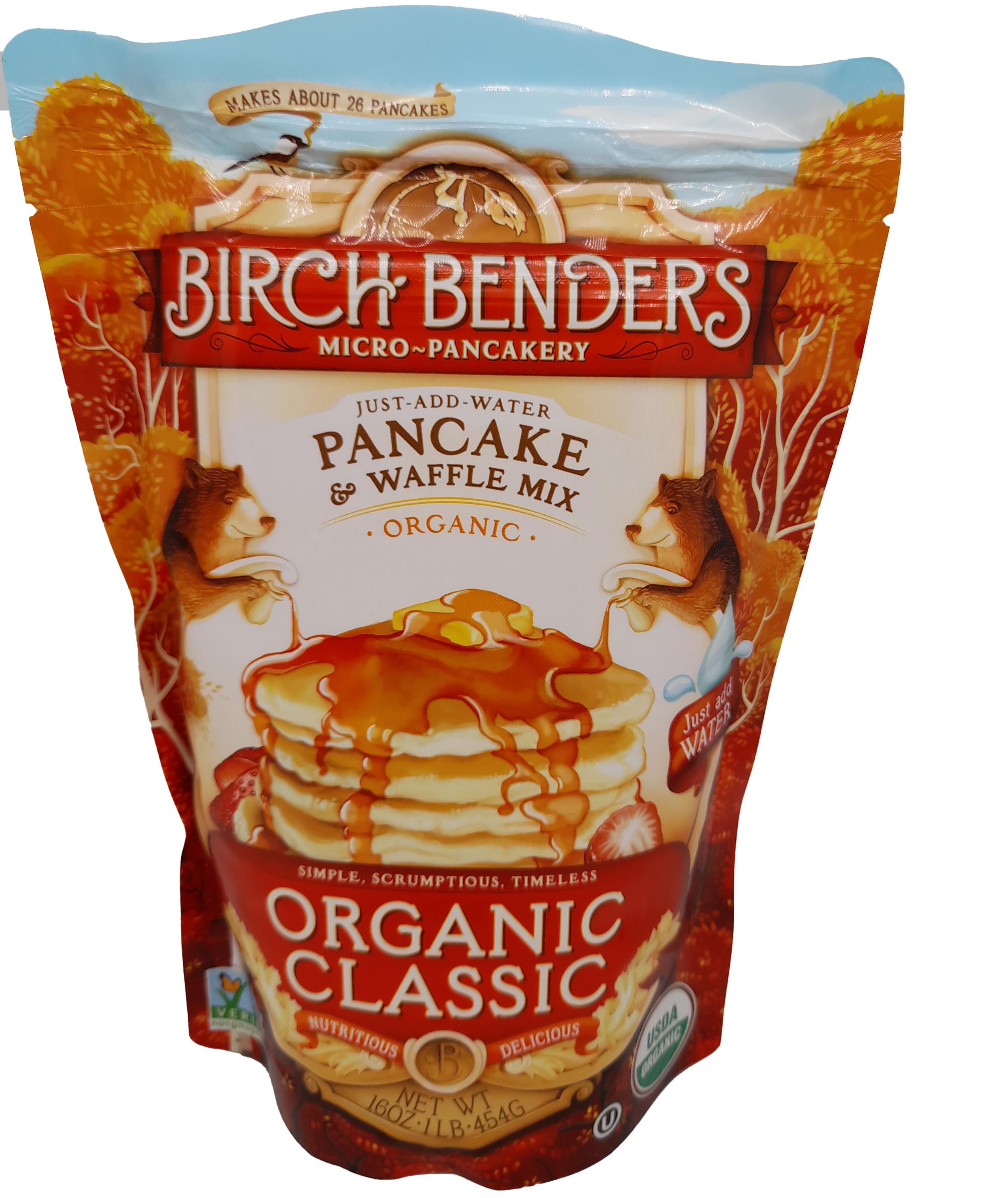 Birch Benders Organic Classic Pancake & Waffle Mix