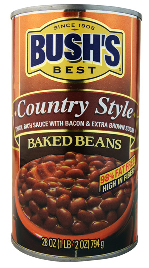 Bush's Best Baked Beans Country Style