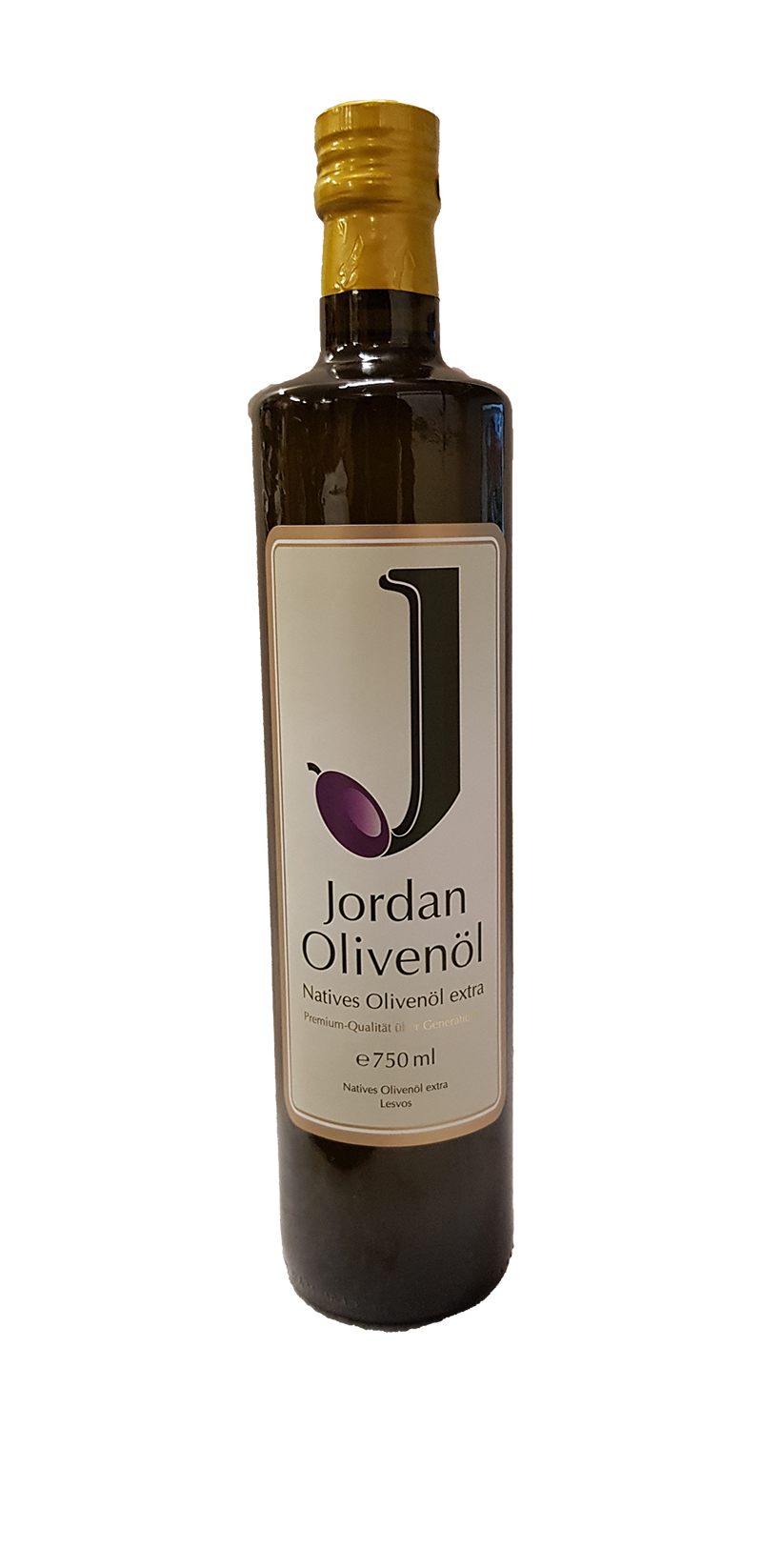 Jordan Olivenöl (750 ml)
