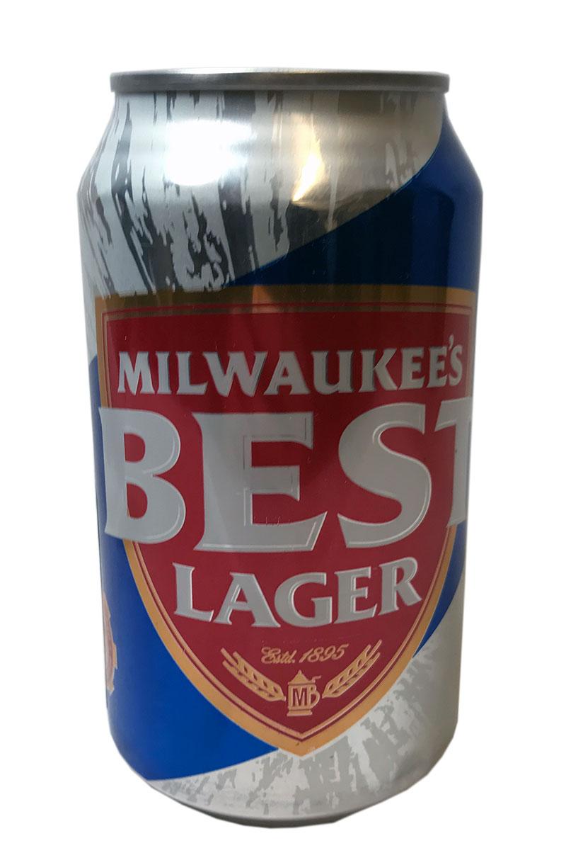 Milwaukee's Best Premium Beer (zzgl. 0,25€ Pfand)