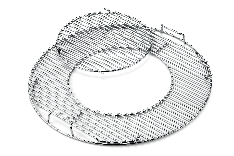 Weber Gourmet BBQ System - Grillrost mit Grillrosteinsatz