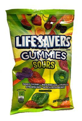 Lifesavers Gummies Sours (198g) (MHD Oktober 2021)