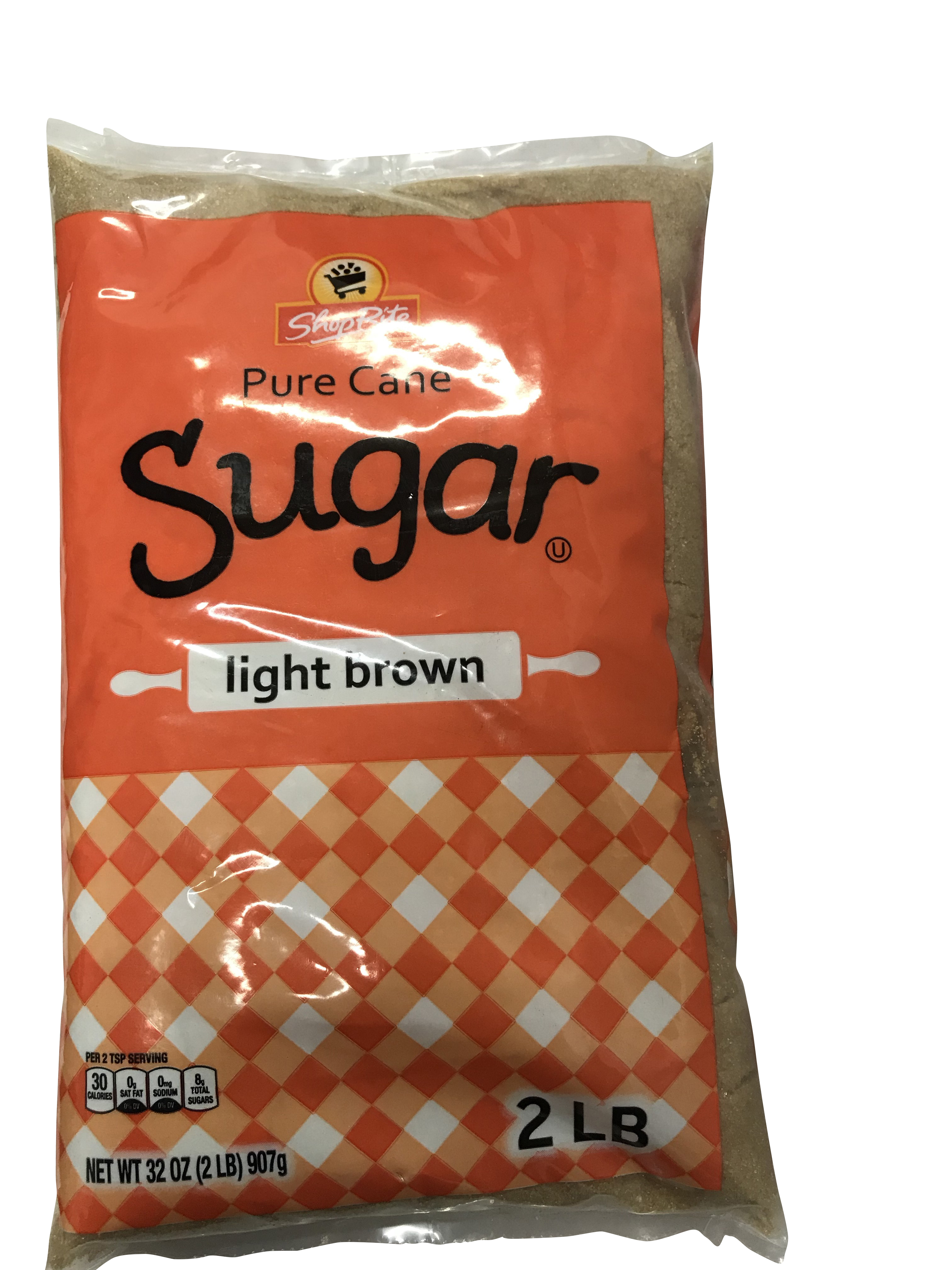 ShopRite Pure Cane Sugar Light Brown