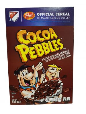 Post Cocoa Pebbles Cerealien (311g) (MHD Mitte August 2021)