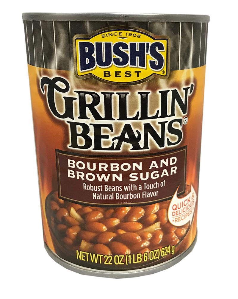 Bush's Best Grillin' Beans Bourbon and Brown Sugar