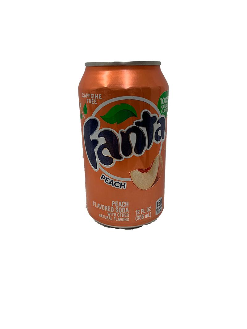 Fanta Peach (zzgl. 0,25 EUR Pfand)