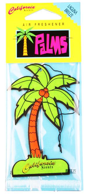 Air Freshener Palms Laguna Breeze