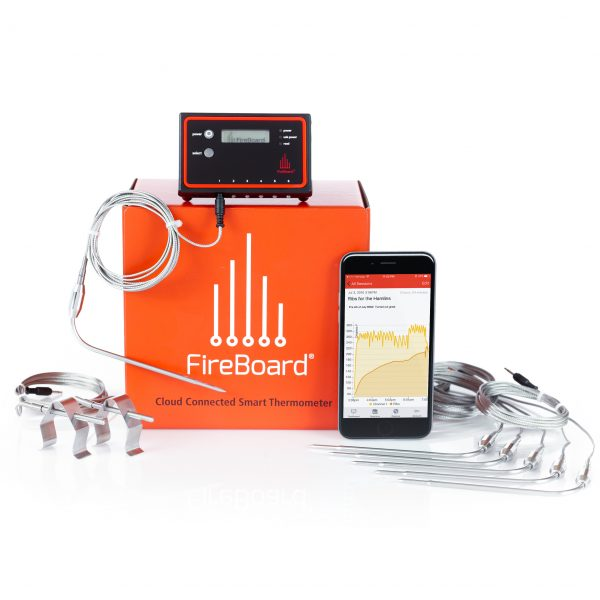 FireBoard FBX11 Extreme BBQ Edition - Cloud Connected Smart Thermometer