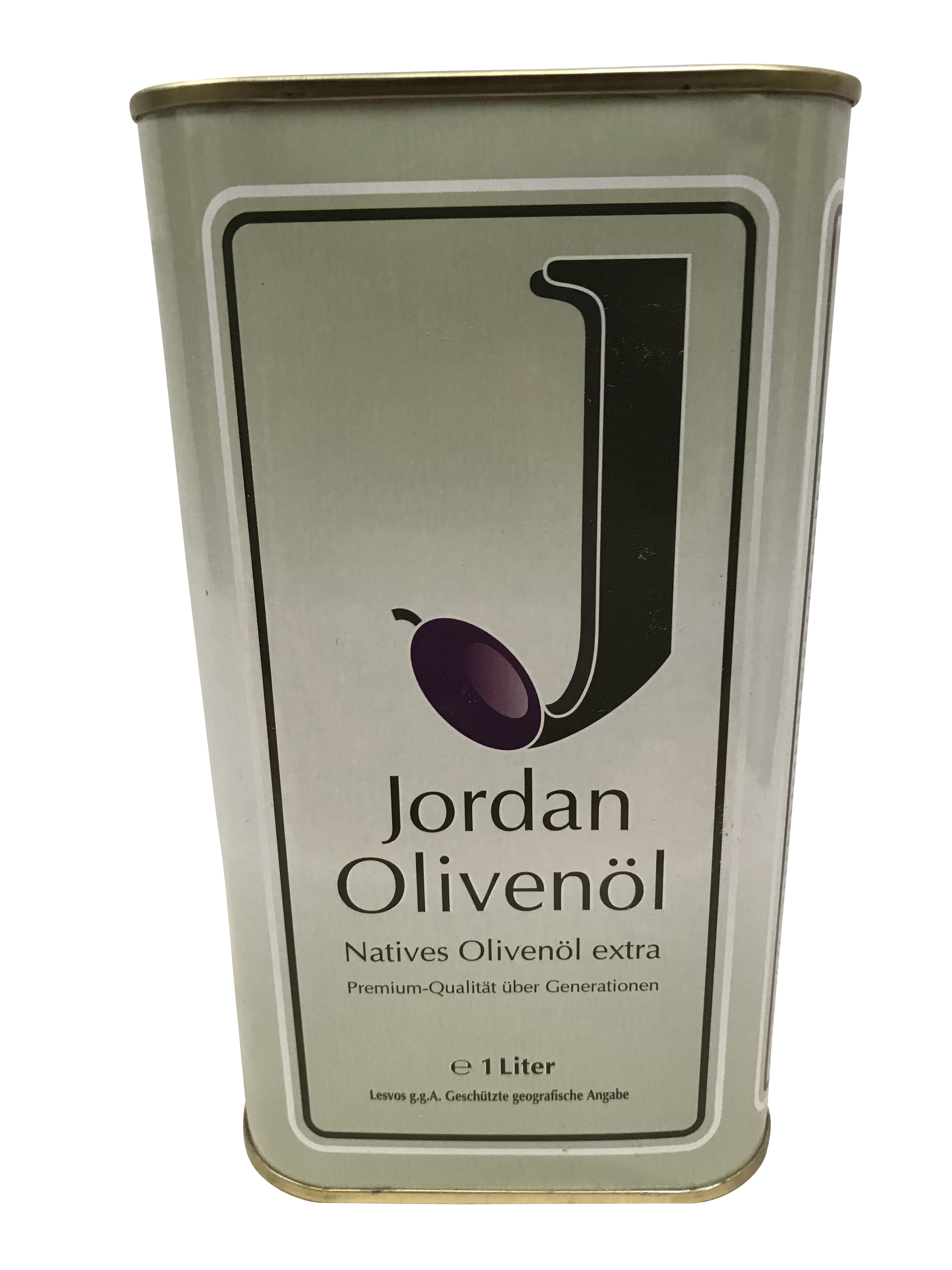 Jordan Olivenöl (1000 ml)