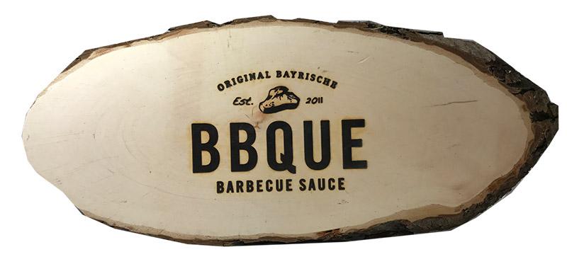 Original Bayerisches BBQUE Brotzeitbrett
