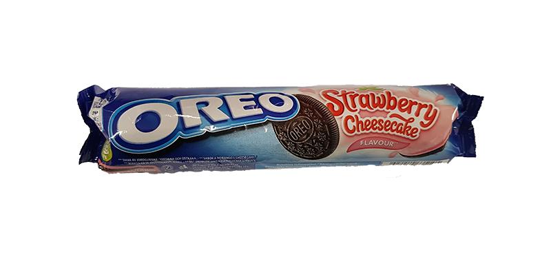 OREO Strawberry Cheesecake (154g)