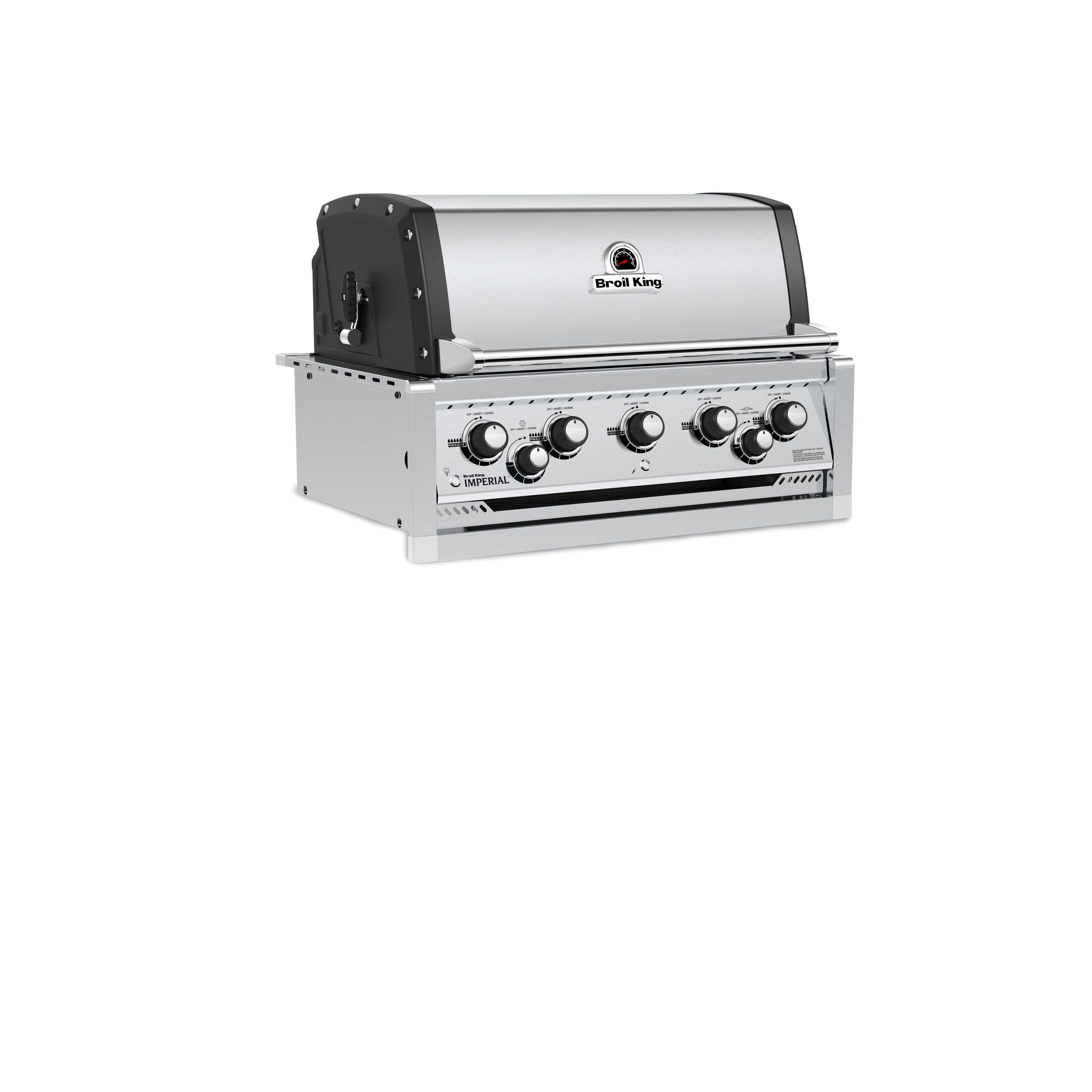 Broil King Imperial 590 Pro - Built-In Head