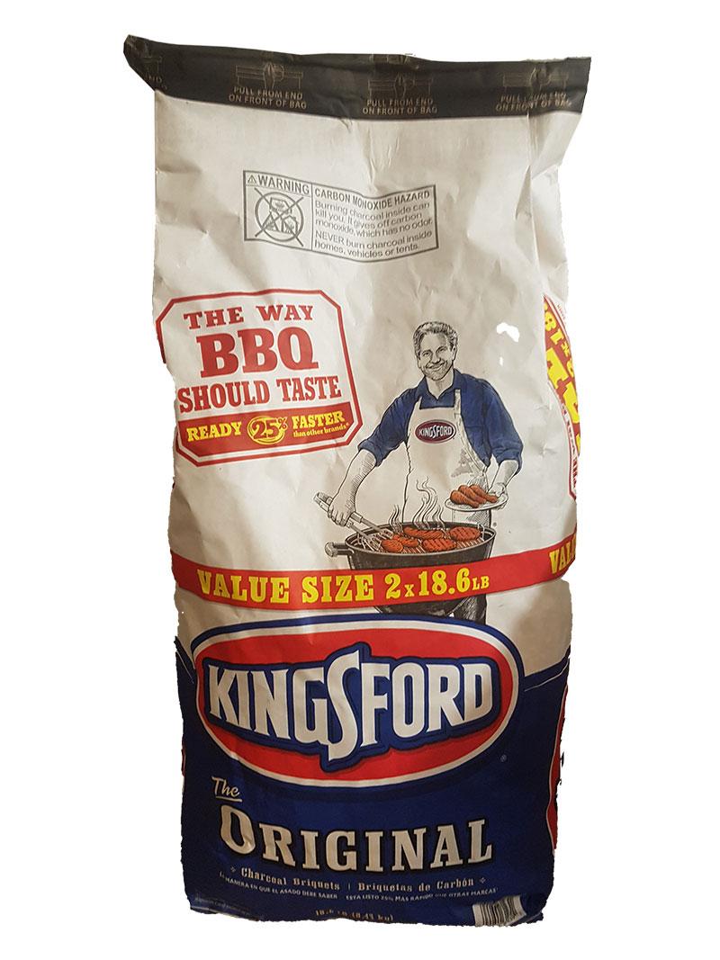 Kingsford Original Briketts (1 x 8,4kg Sack)