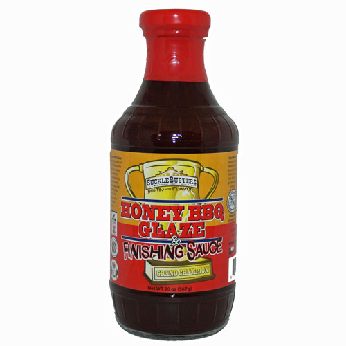 Suckle Busters Honey BBQ Glaze
