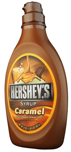Hershey Caramel Syrup
