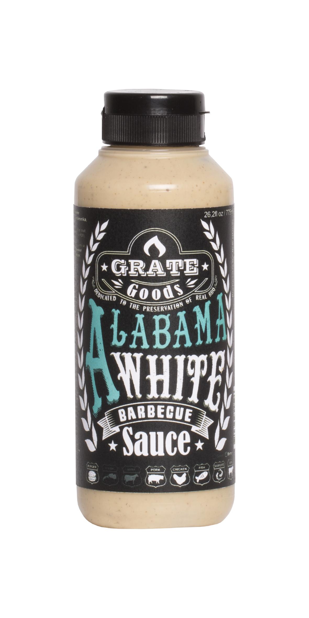 Grate Goods Alabama White BBQ Sauce 265ml