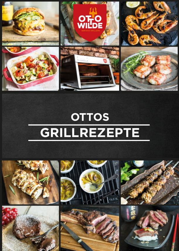 Ottos Grillrezepte Buch