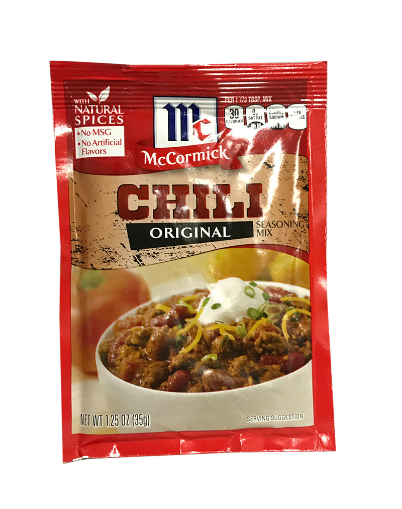 McCormick Chili Seasoning Mix 35g