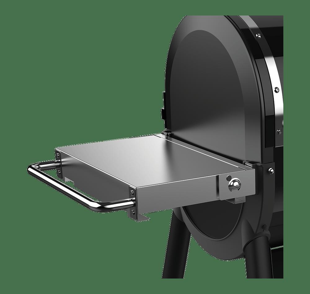 Edelstahl-Seitentisch zum Herunterklappen (passend für Smokefire EX4,EX6)